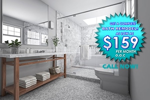 Bath Remodeling Offers